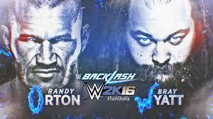 wwe 2k16 ps4 british bulldog vs x pac vs rikishi full match wwe 2k16 backlash 2016 randy orton vs bray wyatt full match