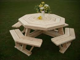 Exteriors Recycled Plastic Picnic Tables Cedar Hexagon Picnic by 25 Best White Rustic Cedar Log Furniture Images On Pinterest