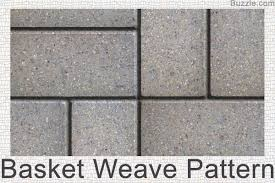 Basket Weave Brick Patio by Basic Yet Beautiful Brick Paver Patterns To Choose From