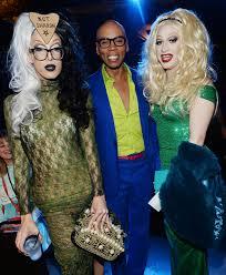rupaul u0027s drag race u0027 halloween costume tutorial makes being a queen