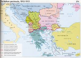 Map Of Southeastern Europe by Balkans Maps