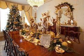 christmas dining table centerpiece christmas dining table view in gallery traditional centerpieces