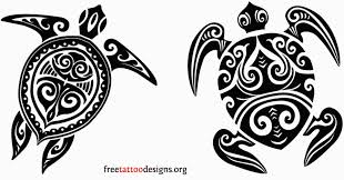 50 awesome tribal turtle tattoos designs