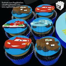 disney car cake toppers cars cupcakes 2 lightning sir tow mater cupcake race cartoon vehicles mcqueen