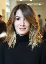 shoulder length best medium length hairstyles with highlights