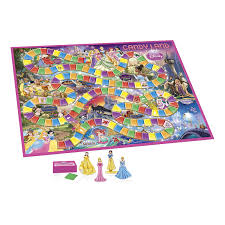 amazon com candy land game disney princess edition amazon