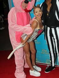 Miley Cyrus Halloween Costume Ideas Kelly Ripa U0026 Michael Strahan Miley Cyrus U0026 Robin Thicke Halloween