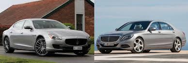 lexus ls vs mercedes s class maserati quattroporte or mercedes benz s class fiat group u0027s world