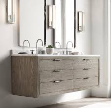 Restoration Hardware Bathroom Mirrors Bristol Flat Mirror For Restoration Hardware Bathroom Mirrors