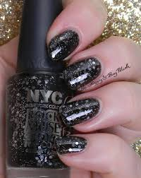 nyc new york color midnight beauty nail polish collection be