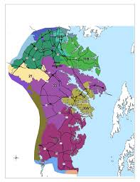 Dc Zoning Map Maryland 2010 Redistricting Maryland Legislative Districts