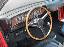 1970 Cuda Interior 1970 Aar Cuda Gets A Second Life Mopar Blog