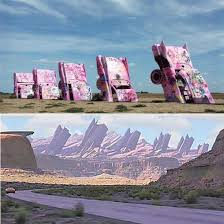 cadillac ranch carolina 85 best across america tour i 40 california to