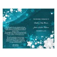 bling wedding programs white turquoise wedding program gifts on zazzle