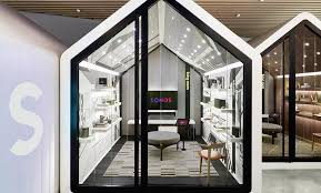 Home Design Stores Soho Sonos Opens First Retail Store Upscale Shop In Soho With 7