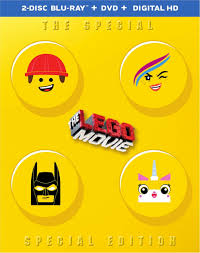 the lego movie the special special edition blu ray