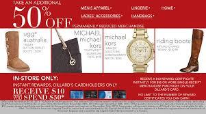 dillard s black friday sale save 25 select items black