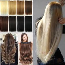 Cheap Thick Clip In Hair Extensions by Online Get Cheap Clip Ins Extensions Aliexpress Com Alibaba Group