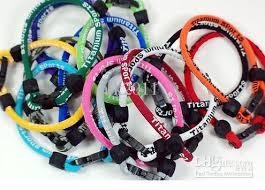 titanium balance bracelet images 2018 hot selling titanium sport bracelets many teams sport jpg