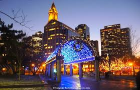 Christmas Decoration Lights Top Christmas In Boston Events Boston Christmas Eve