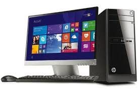 pc de bureau hp 110 522nfm darty