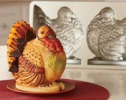 turkey cake nordicware pan search thanksgiving