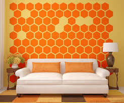 wall decals patterns color the walls of your house wall decals patterns wall decal geometric bee hive honeycomb pattern hexagon honey