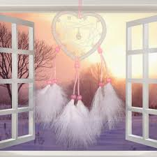 Heart Home Decor Online Buy Wholesale Hanging Heart Decoration From China Hanging