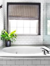 bold black interior doors inspiration and tips hgtv s pretty tub surround