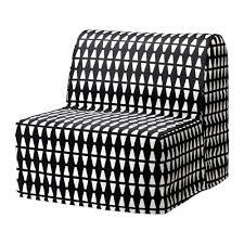 fauteuil chauffeuse ikea lycksele lövås chauffeuse convertible ebbarp noir blanc ikea