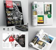 freelance layout majalah 20 magazine templates with creative print layout designs