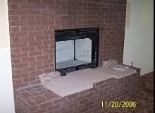 Remove Brick Fireplace by San Diego Fireplace Remodels Fireplace Design Fireplace