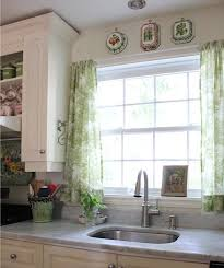 Curtains In The Kitchen by Maison Decor Toile Curtains From Sheets And An Amazing Decorating