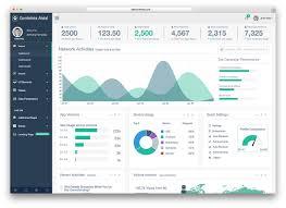 20 free bootstrap 3 admin dashboard templates 2017 colorlib