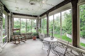Sunroom Extension Designs Timeless Allure 30 Cozy And Creative Rustic Sunrooms