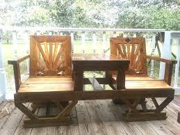 Outdoor Wooden Patio Furniture Unique Design Outdoor Wood Patio Furniture Plans Woodworking Basic
