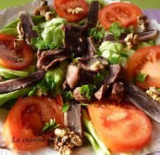 cuisine landaise la salade landaise la cuisine de cathy