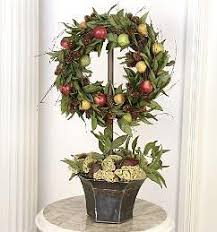 Mantel Topiaries - 51 best topiary images on pinterest topiaries centerpieces and