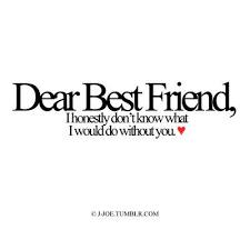best friend dear friend friends image 608614 on favim