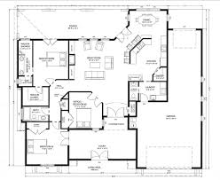 house plans for builders custom home floor plans 1663 clairmont floor plan ranch house view