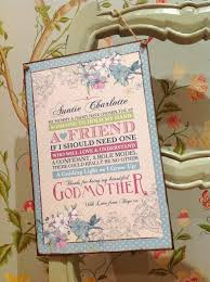 Godmother Gifts To Baby The 25 Best Gifts For Godparents Ideas On Pinterest Baptism