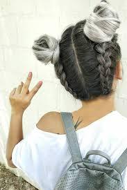 chignon séché comment cuisiner 1001 idées de coiffure avec une tresse collée les é