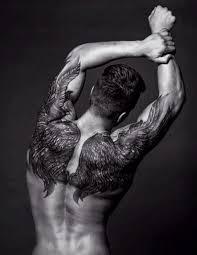 wing back tattoos for guys spread wings tattoos pinterest tattoo tatoo and tatting