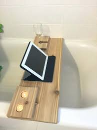 bathroom caddy ideas wooden bath caddy wooden bathtub wooden bath caddy nz