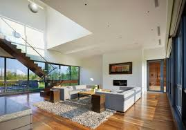 Modern Home Interiors  Homey Ideas Chic And Modern Townhouse By - Design modern interiors