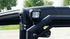 led backup light bar 4x polaris ranger under wheel led rock light super white for car