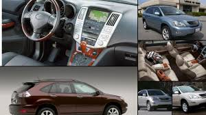 2008 lexus rx 350 wagon lexus rx all years and modifications with reviews msrp ratings