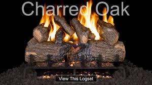gas logs for fireplaces vented and ventless for indoor and outdoor