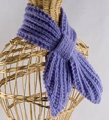 knitting pattern bow knot scarf bow tie scarf pattern at fiberwild com knitting yarns needles