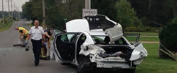 how a spider caused this car crash abc news